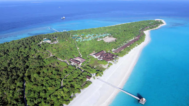 Hondaafushi Island (C) Hotels und Diving Center Werner Lau