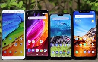 Redmi Note 5 Pro Vs Mi A2 Vs Nokia 6.1 Plus Vs Poco F1 – Best?