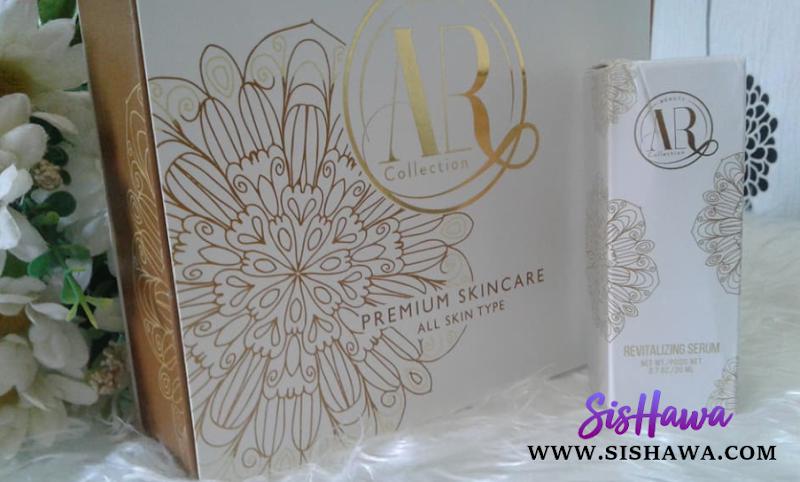 AR Beauty by Divine - Set Untuk Cantik Yang Halal, Bersih dan Berkesan !