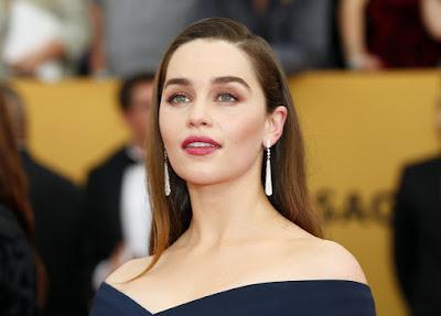 Actriz series cine Emilia Clarke