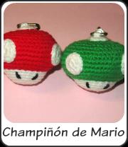 Champiñón de Mario Bros