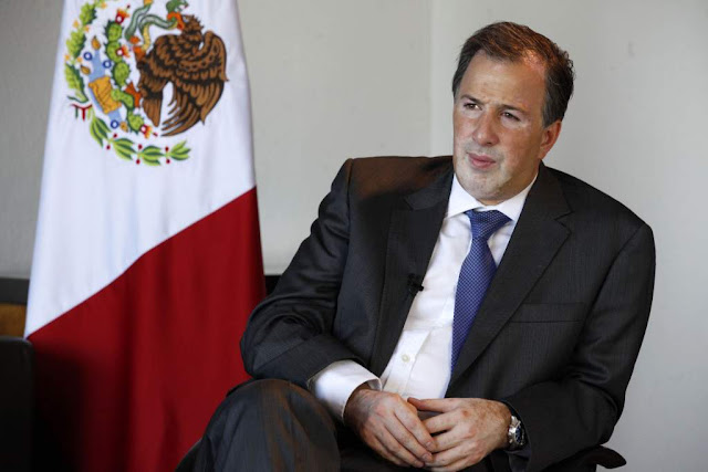 Banco suizo señala a Meade como favorito para la presidencia de México en 2018.
