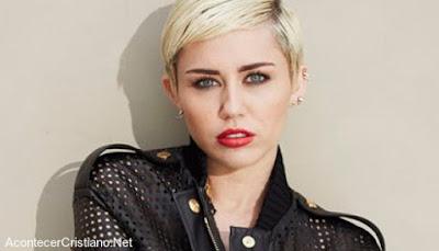 "Ex ""cristiana"" Miley Cyrus ofende cristianos"