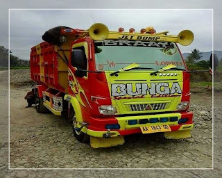 modifikasi truk fuso modifikasi truk dump
