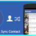 Sync Contacts with Facebook android
