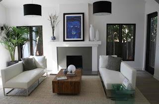 ruang tamu rumah minimalis sederhana
