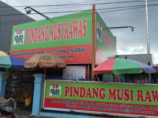 Explore Kuliner di Palembang