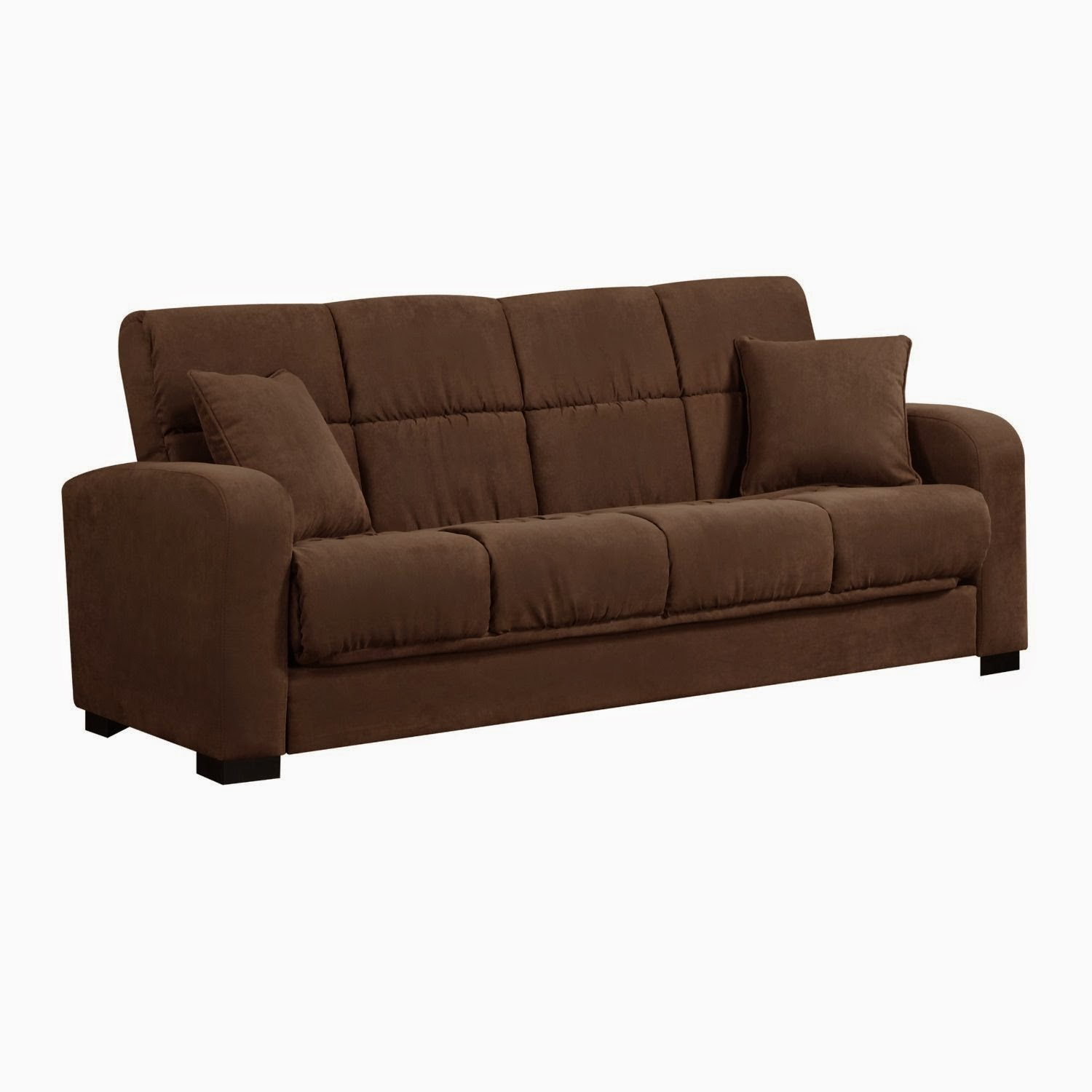 microfiber sofa bed argos brooklyn review couch