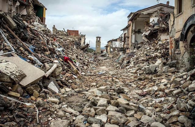 Hal yang Harus Dilakukan Ketika Terjadi Gempa Bumi