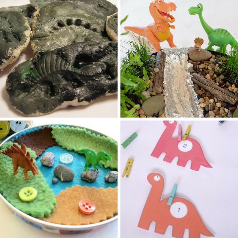 Dino Activities