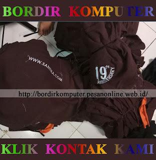 Jasa Bordir Handuk Surabaya