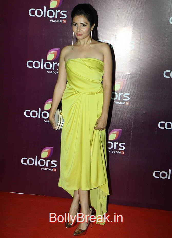 Shonali Nagrani, Shamita, Guahar,Sophie Hot Pics at Colors leadership awards