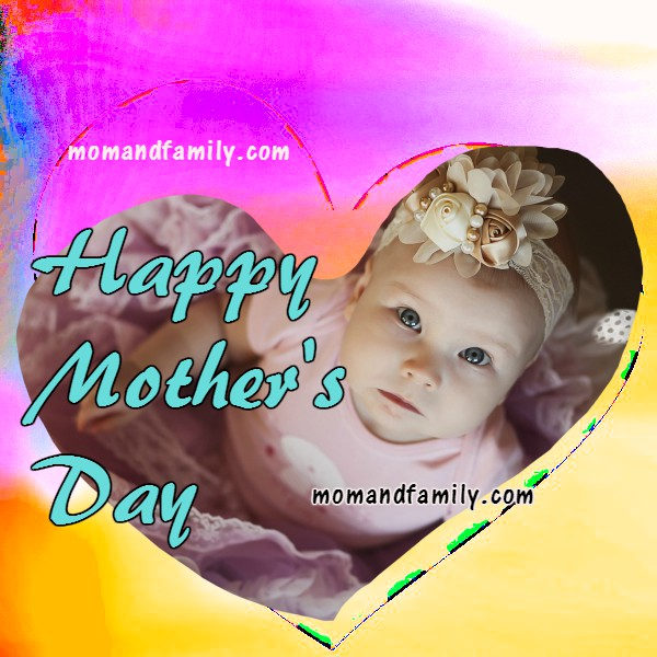 Happy Mother's Day quotes. Free christian quotes for mom, mother, grandmother, aunt on mother's day, May, 2016 by Mery Bracho