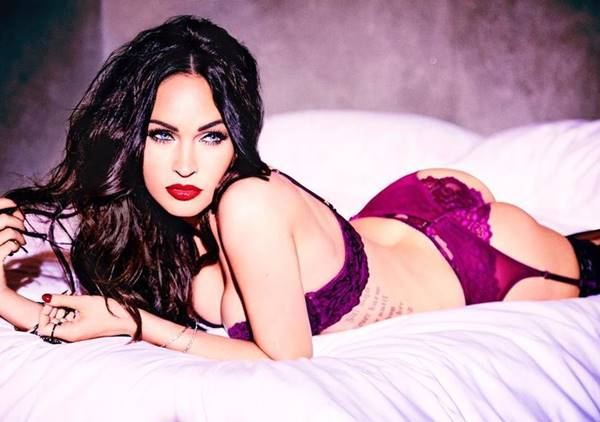 Top 50 Fakta Megan Fox