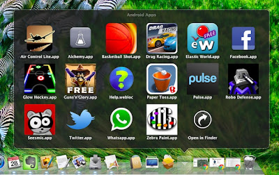 Bluestacks - MAC OSX