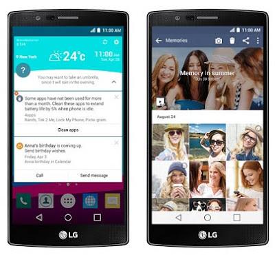 Rahasia Istimewa LG G4 : Tahan Air Selama Dua Jam!