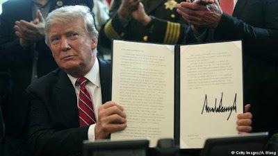 Donald Trump Used Veto Power