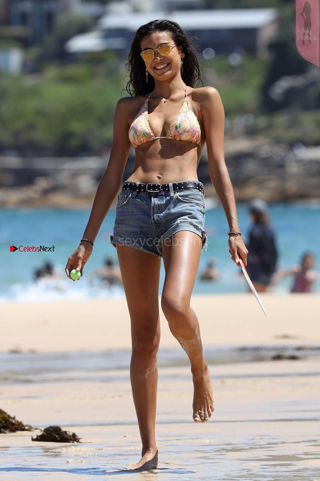 Kelly Gale in hottest Bikini thong Ever WOW Sexy Ass Crack Lovely Boobs Amazing Tits Cleavages Must see
