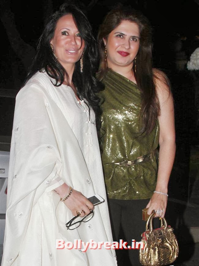 Simone Khan Birthday Party, Simone Khan Birthday Bash Pics