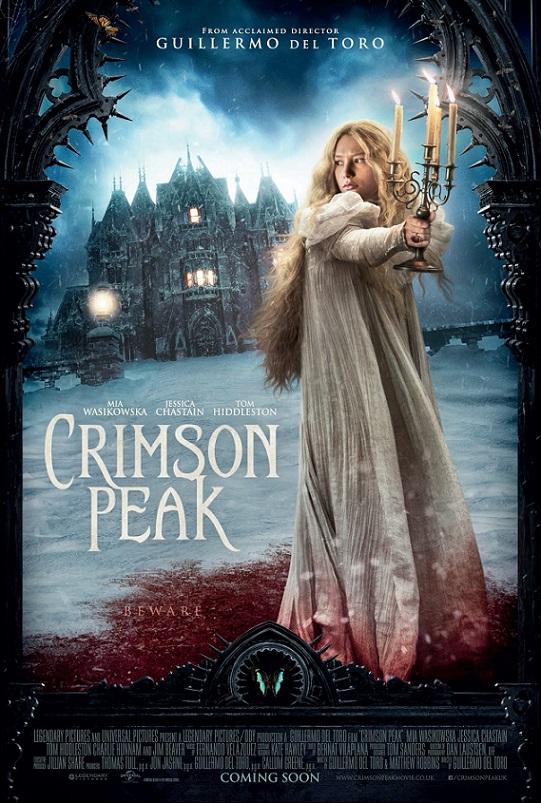 فیلم دوبله : قلعه ای به رنگ خون 2015 Crimson Peak
