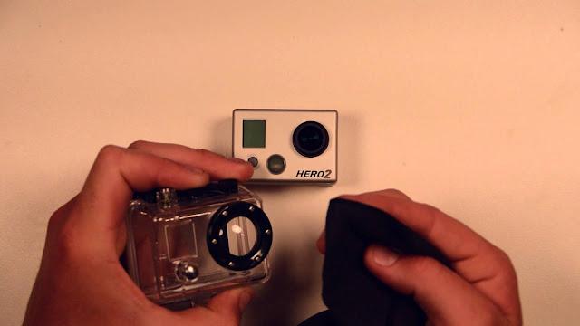 4 Cara Benar Membersihkan Lensa Action Cam Agar tidak Gores atau Lecet