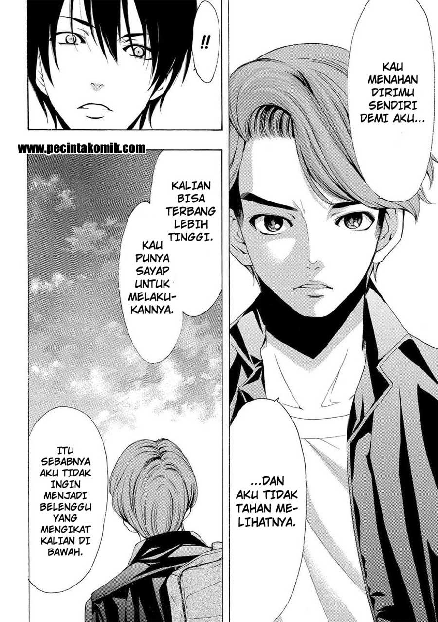 Fuuka Chapter 157-13