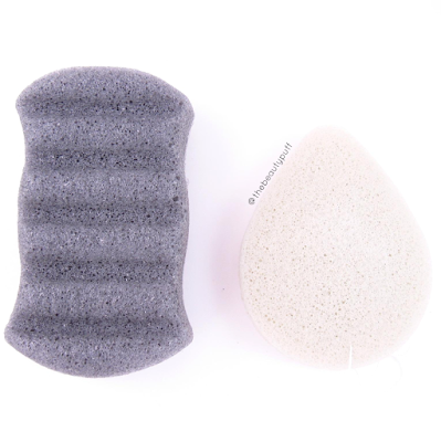 my konjac sponge - the beauty puff