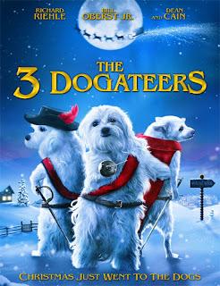 3 perros mosqueteros salvan la navidad (2014)