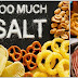 Your Salt Intake May Be To Blame For Your High Blood Pressure