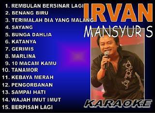 Irvan Mansyur - Bunga Dahlia ( Karaoke )