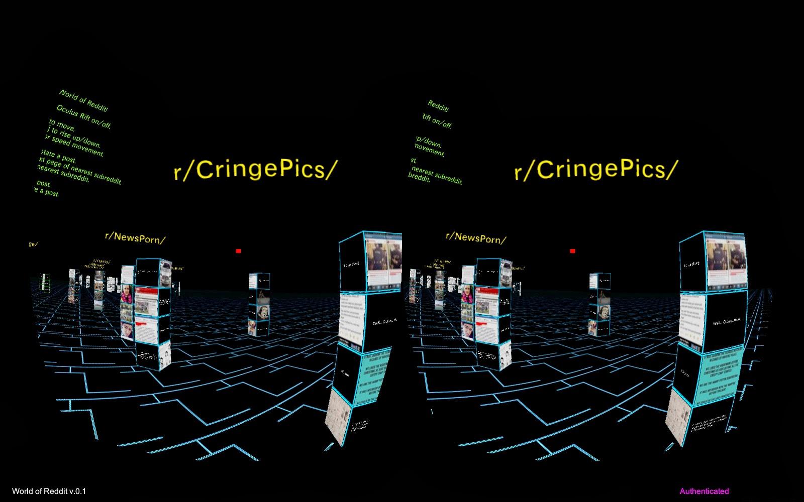 The Rabbit Hole: World of Reddit (v0 1)