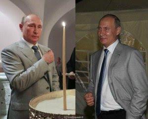 Один Крим - два Путіна