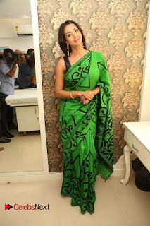 Actress Sanjjanaa Pictures at Naturals Salon Launch at Kavuri Hills  0268