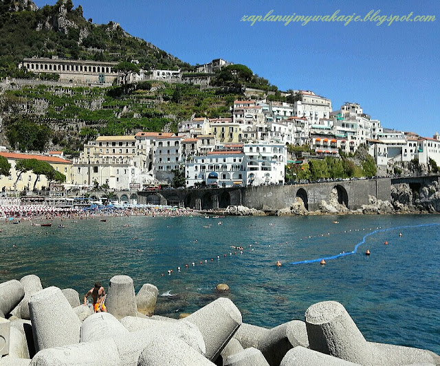 Amalfi - Włochy - Italia