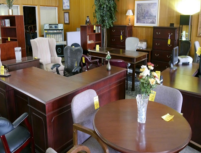 best buy discount used office furniture Rochester MI for sale