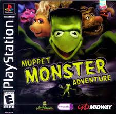 Muppet Monster Adventure - PS1 - ISOs Download