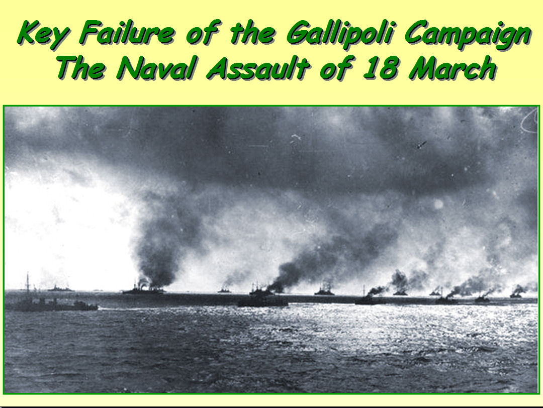 the failures of the campaign at gallipoli Wwi gallipoli  photograph the campaign was a heroic but costly failure and by december plans were drawn up to evacuate the entire force from gallipoli.