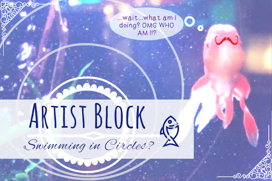 My Art Block- How I crushed it! And so can you...