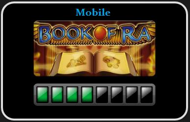 Jucat acum Book of Ra Mobile Online