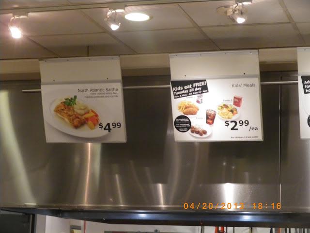 Vc menu ikea restaurant burbank for Ikea locations los angeles