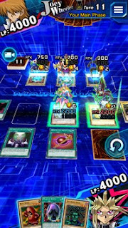 Yu-Gi-Oh! Duel Links APK v1.0.1 Latest Version Update Terbaru 2016