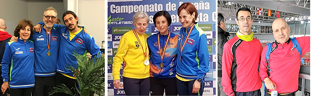 Atletismo Aranjuez Campeonato España Master