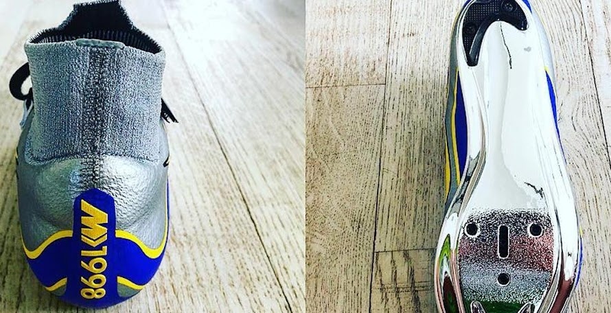 27227eb0c All-New Nike Mercurial Superfly 360 Mark Cavendish Cycling Shoes Revealed