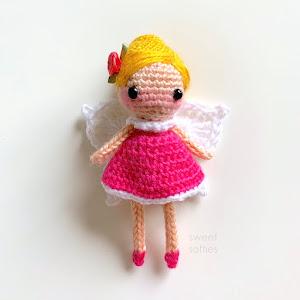 Cute handmade Luffy from One Piece | Kawaii crochet, Crochet shell ... | 300x300