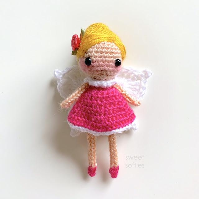 Amigurumi Fairy Tale Characters : Neona Free Pattern | Crochet ... | 640x640