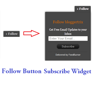follow push subscribe widget to blogger This is WordPress pattern Add Follow Button Subscribe Widget to Blogger
