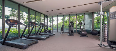 Source: OUE. The Fitness Center.