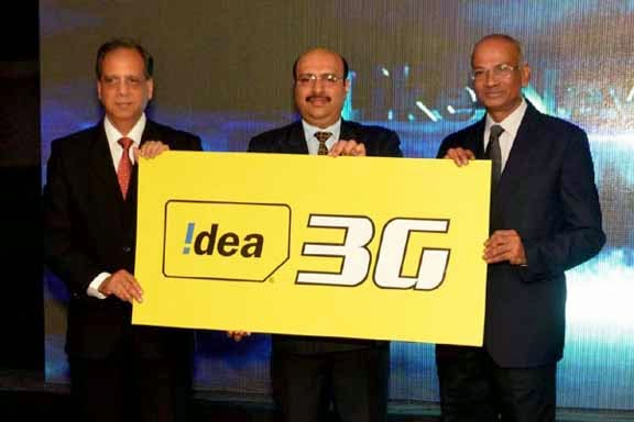 Idea Cellular, Idea 3G in delhi, Aditya Birla Group