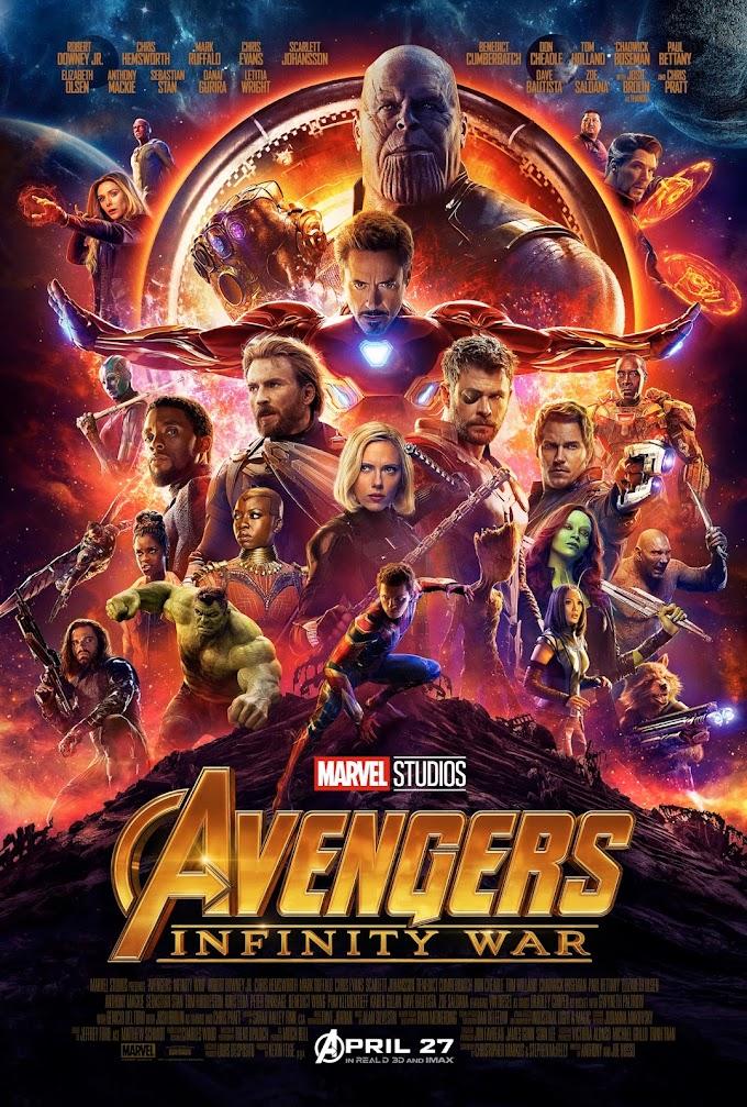 """Menikmati """"Avenger Infinity War"""" di Studio 4DX CGV Pariz van Java Bandung"""