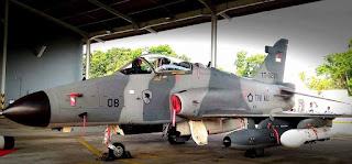 Pesawat Tempur Hawk TNI AU